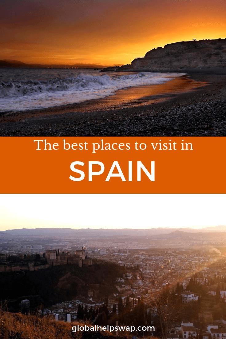 Лучшие места для посещения в Испании | Куда пойти в Испании. Если вы собираетесь в Испанию, ознакомьтесь с нашими советами о лучших местах для посещения по мнению ведущих блоггеров-путешественников со всего мира.