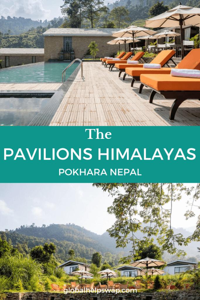 Если вы только что совершили поход по трассе Annurphuna Circuit или находитесь в Покхаре, мы настоятельно рекомендуем остановиться в The Pavilions Himalayas. Это не только красивый отель с прекрасным персоналом, но и правильный подход к окружающей среде и местному населению. Это экологически чистая роскошь в лучшем виде.