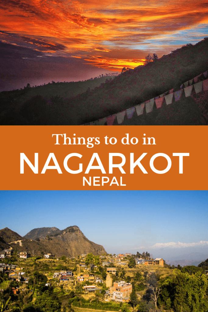 Нагаркот, Непал, - одно из лучших мест, где можно увидеть Восточные Гималаи, включая Эверест. Останьтесь здесь на день или два, чтобы отправиться в поход, заняться скалолазанием или просто расслабиться, любуясь видами.