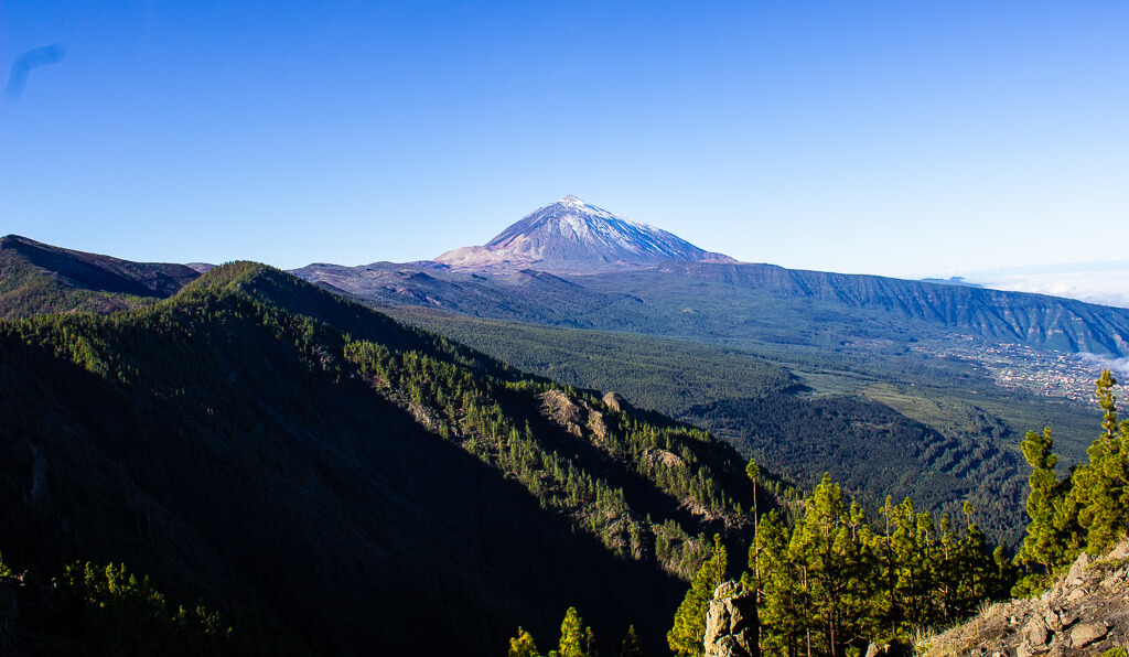 Гора Тейде Тенерифе