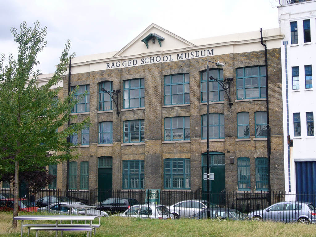 Музей рваной школы
