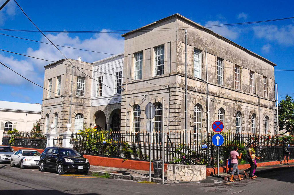 Музей Антигуа и Барбуды