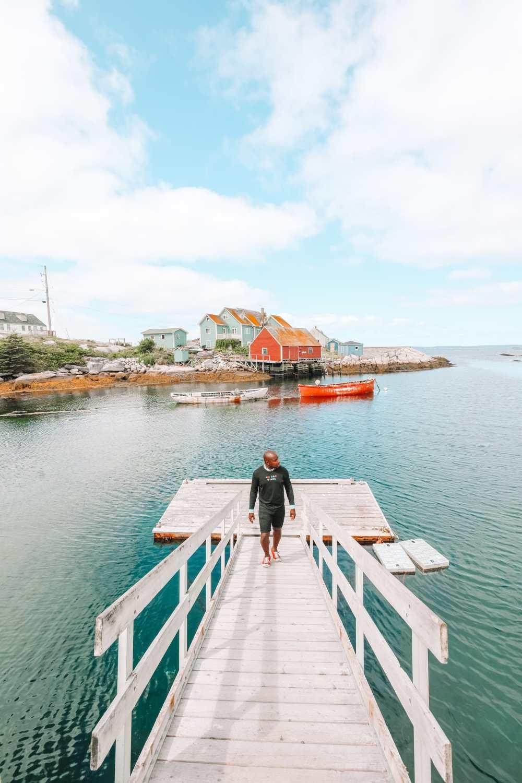 От Галифакса до бухты Пегги и Луненберга ... В Новой Шотландии, Канада (31)