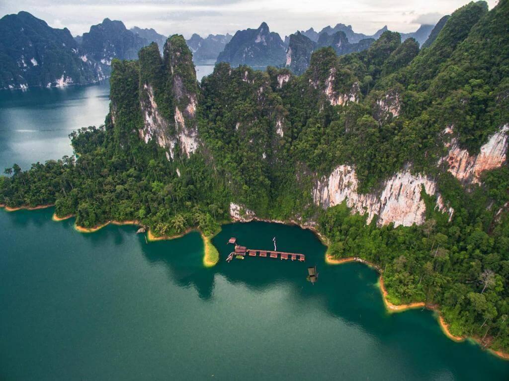 Panvaree The Greenery Resort, Khao Sok, Таиланд