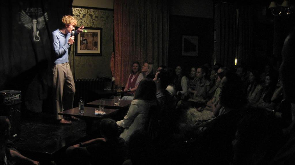 Бесплатные комедии в Лондоне