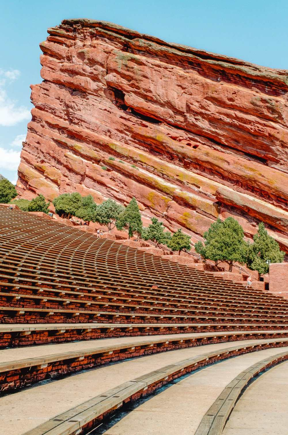 Театр Ред Рок в Колорадо