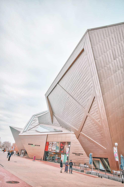 Художественный музей в Денвере, штат Колорадо