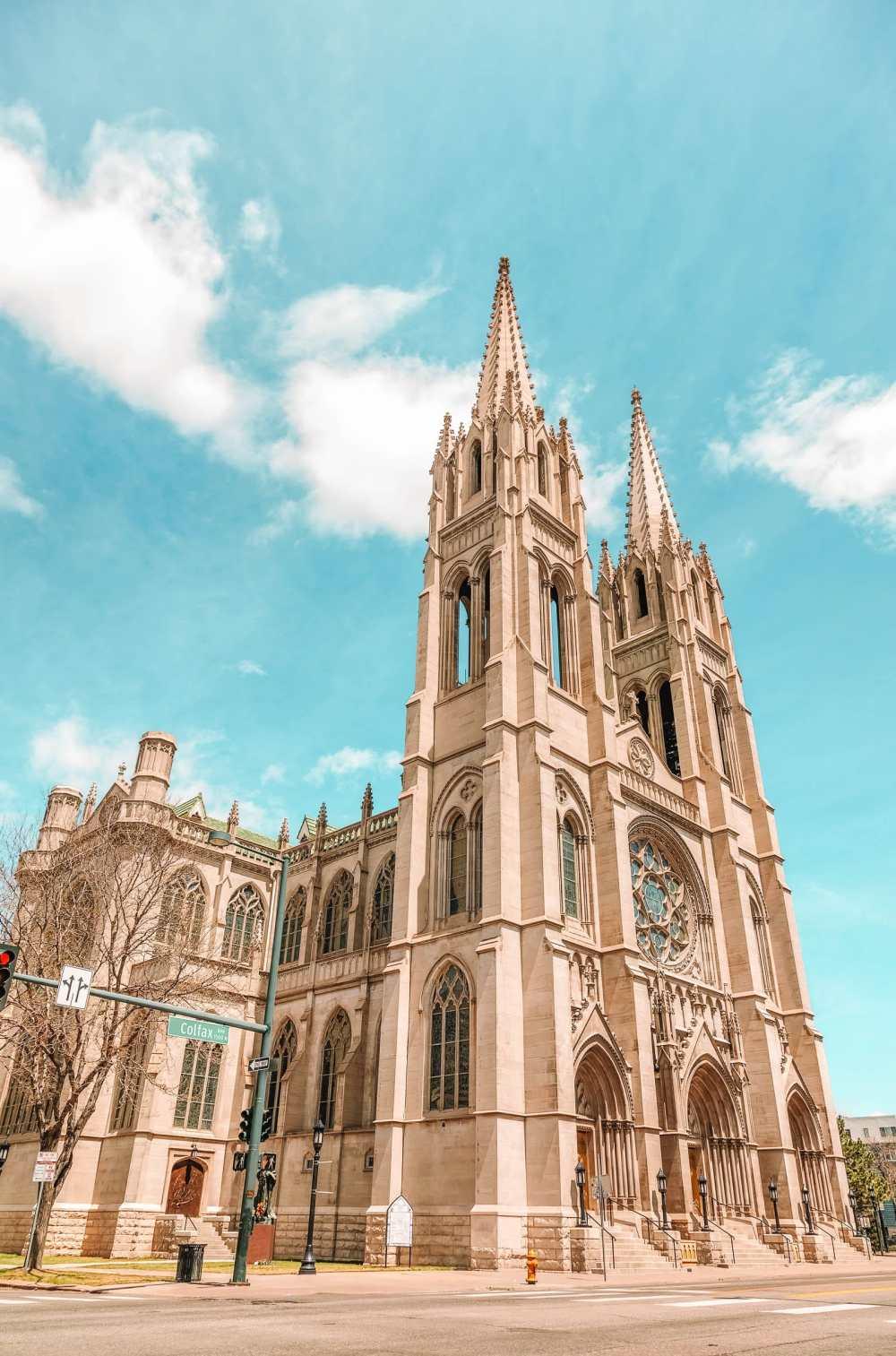 Церковь в Денвере