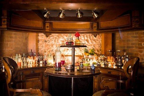 Секретные бары в Лондоне - BYOC City