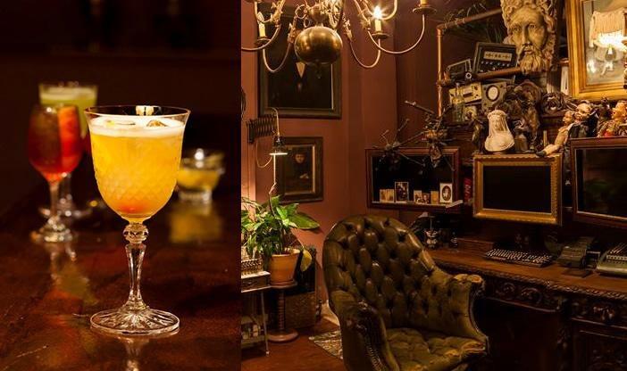 Секретные бары в Лондоне | Философ-естествоиспытатель