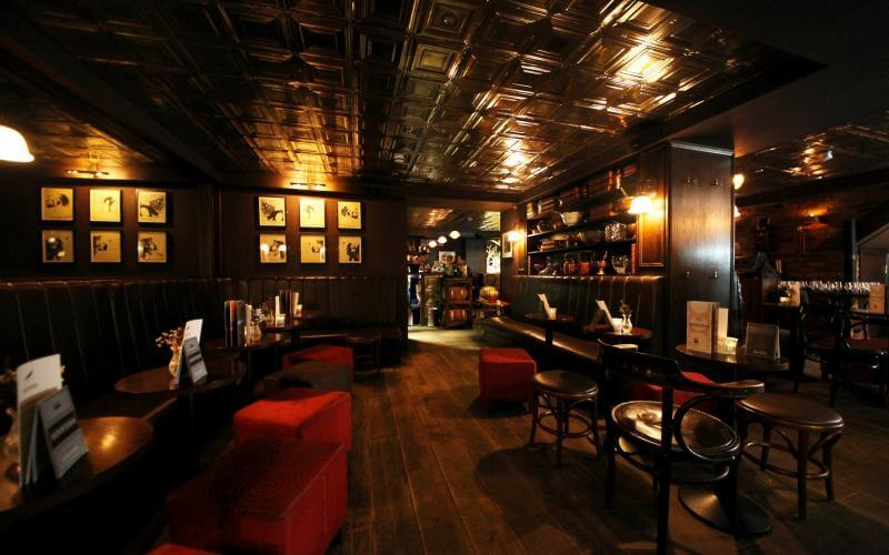 Секретные бары в Лондоне | Козодой