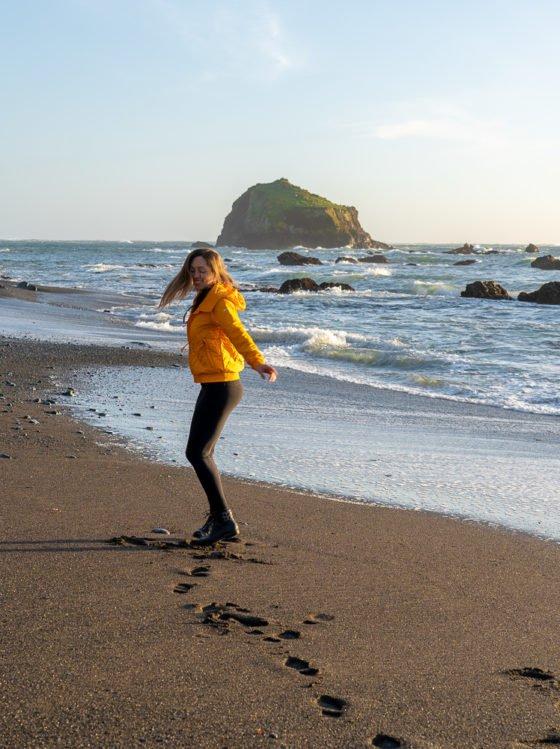 Пляж Ван Дамм