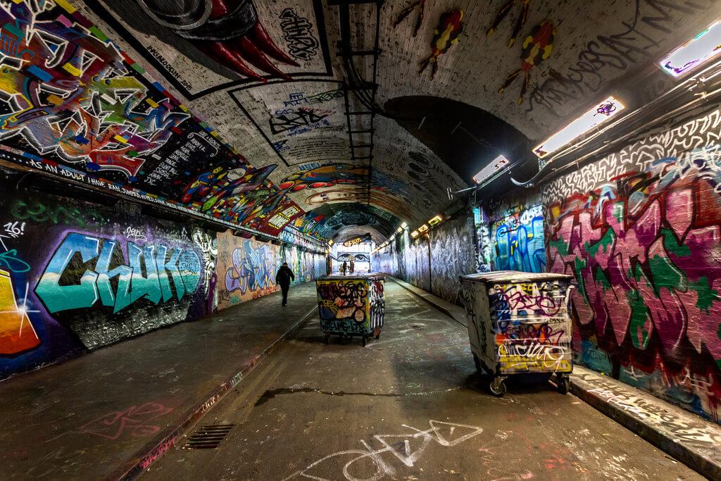 Туннель Лик-Стрит