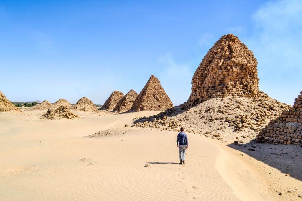 Пирамиды Судана, Африка