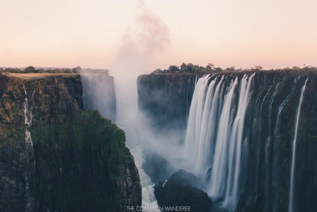 Водопад Виктория, Замбия, Африка