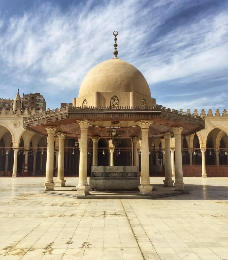 Мечеть в Египте, Африка