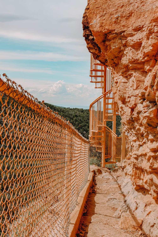 Пещерная тропа в Альбукерке