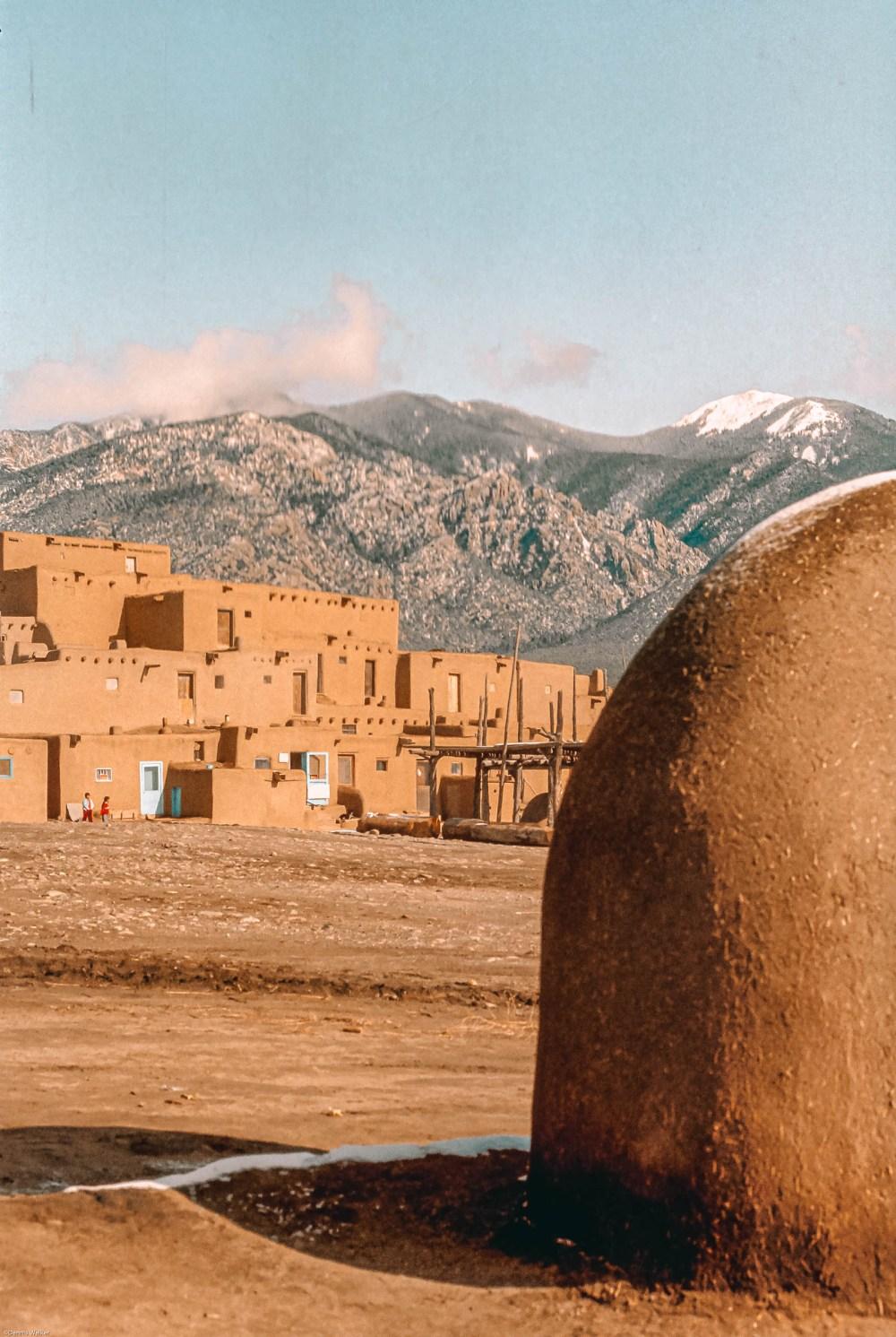 Объект ЮНЕСКО недалеко от Альбукерке