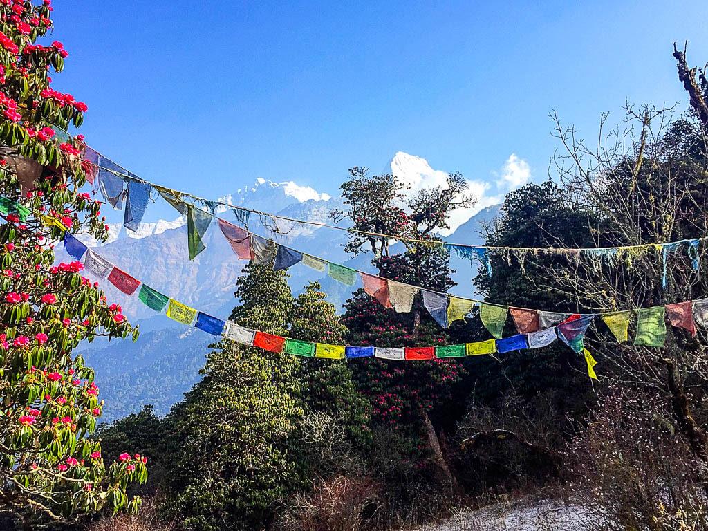 Пун-Хилл-Трек, Непал
