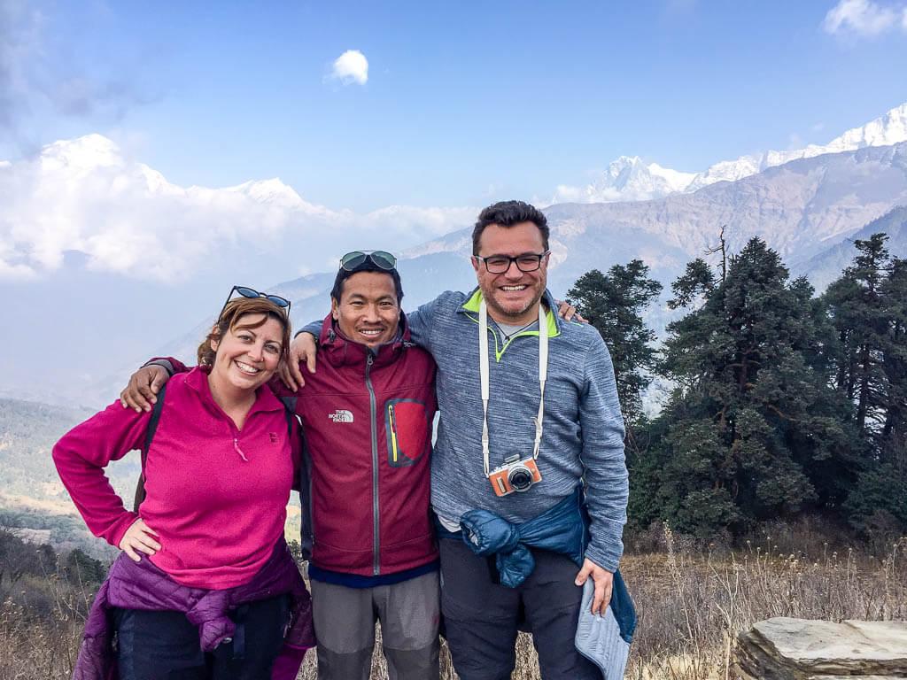 Наш путеводитель в Непале