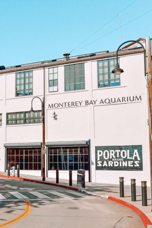 Консервный завод в Монтерее