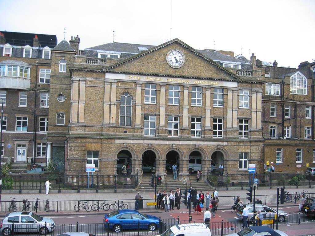 Королевский Лондон Госпитальный музей