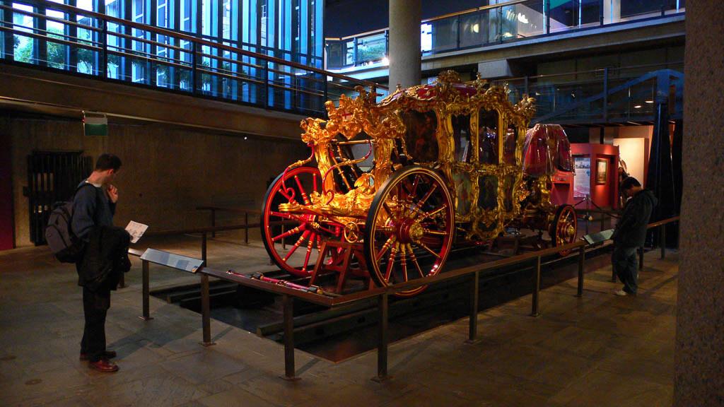 Лондонский музей