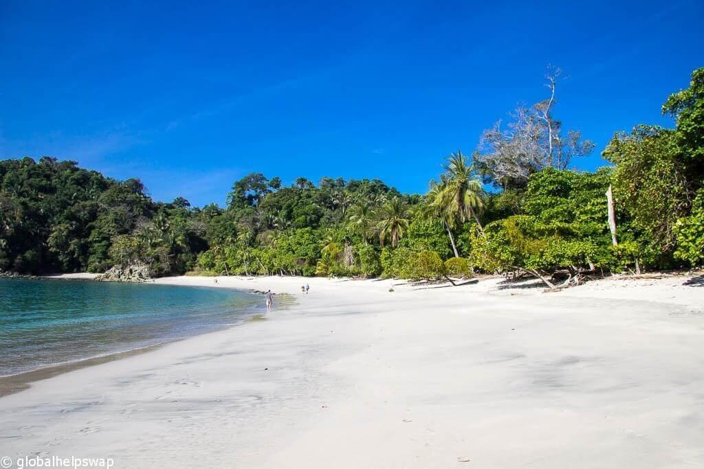 Пляж Мануэля Антонио Коста-Рика