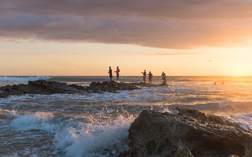 Пляжи Санта-Тереза, Коста-Рика