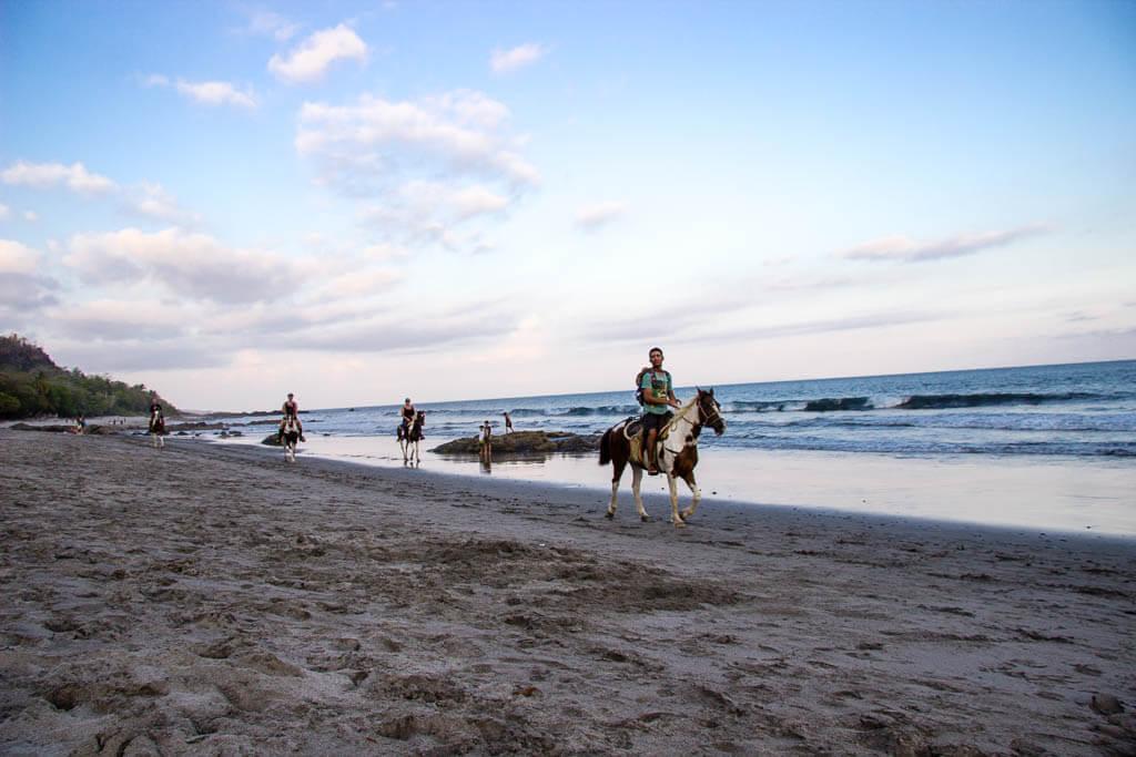 Пляж Монтесума, Коста-Рика
