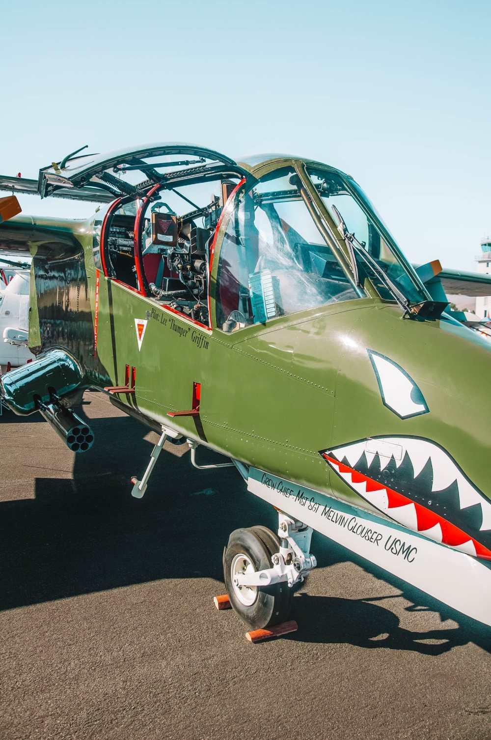 Воздушные гонки, которые проходят в Рино