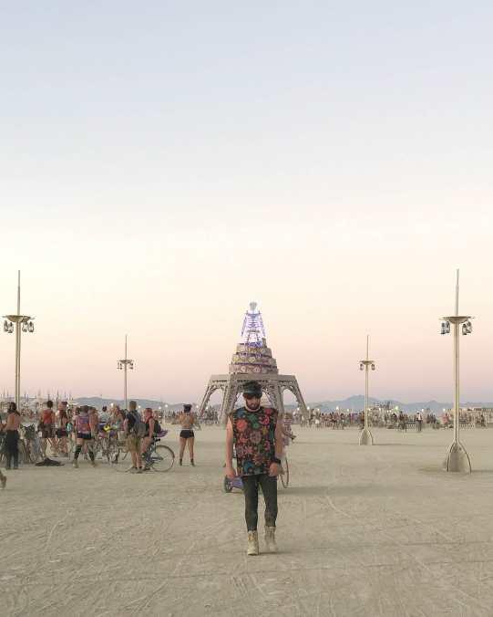 Путеводитель по Burning Man для новичков (8)