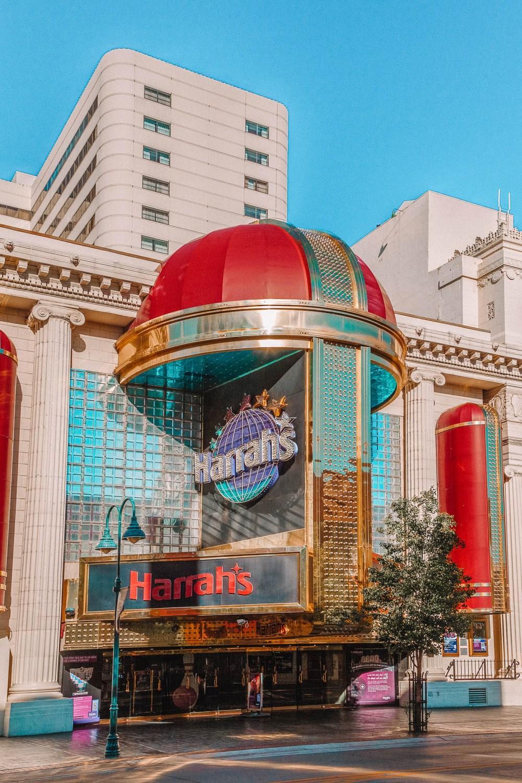 Большое казино в Рино