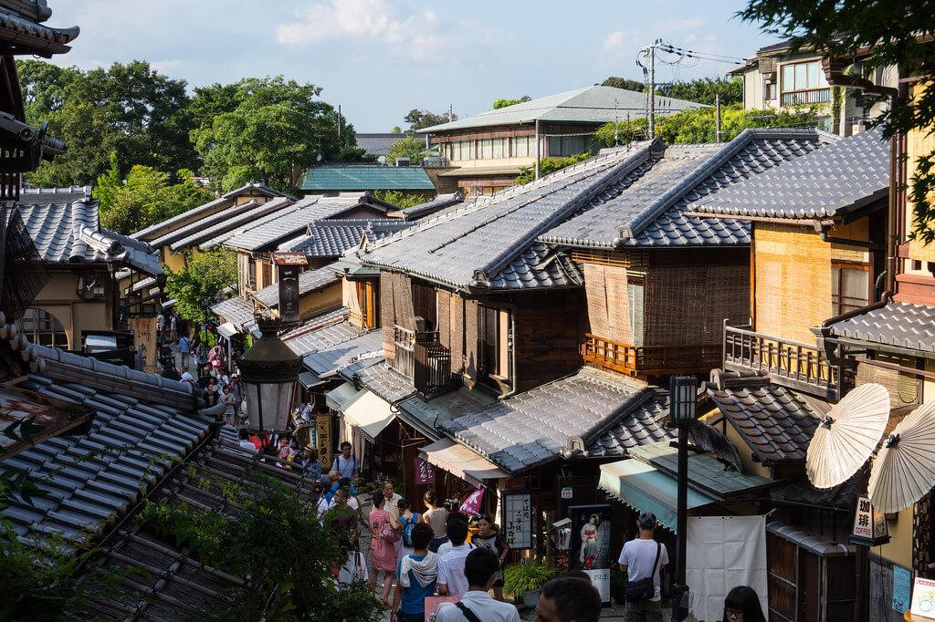 Южный Хигасияма Киото