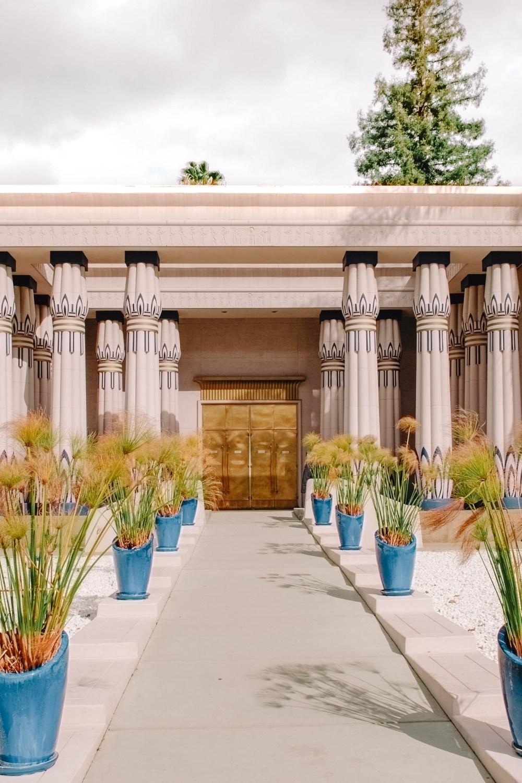 Египетский музей в Сан-Хосе
