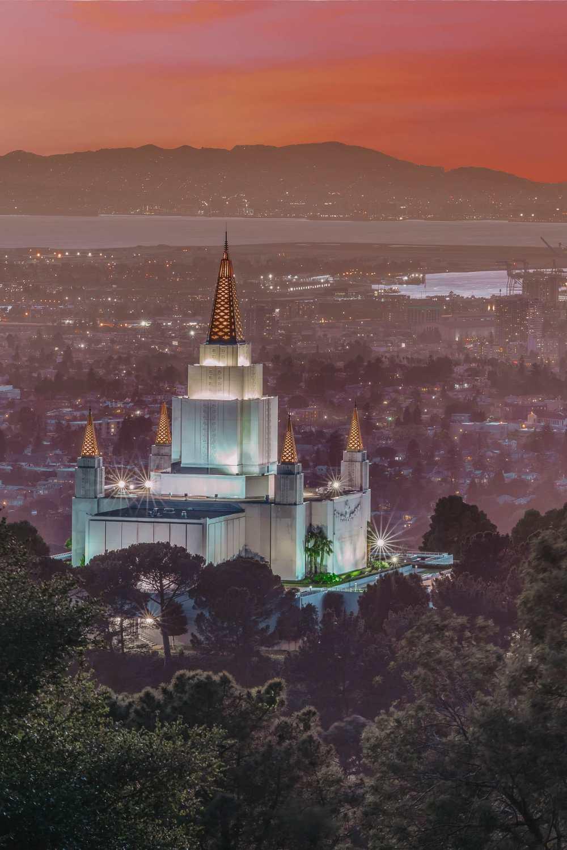 Лучший храм в Окленде