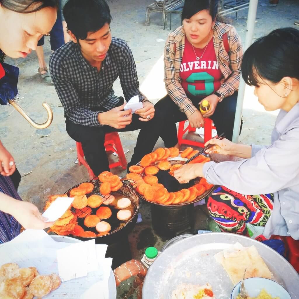 Местные рестораны во Вьетнаме