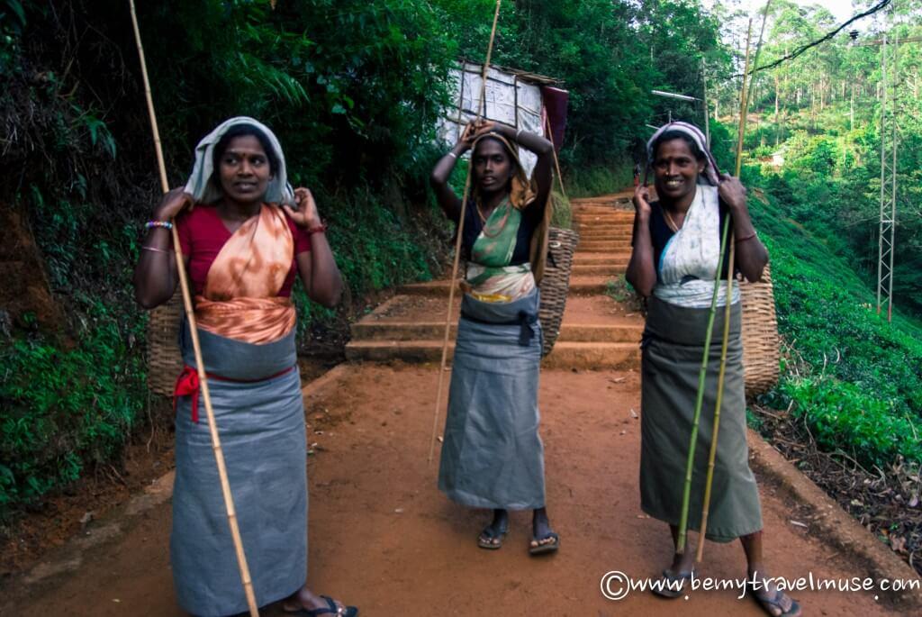 шриланкийских женщин
