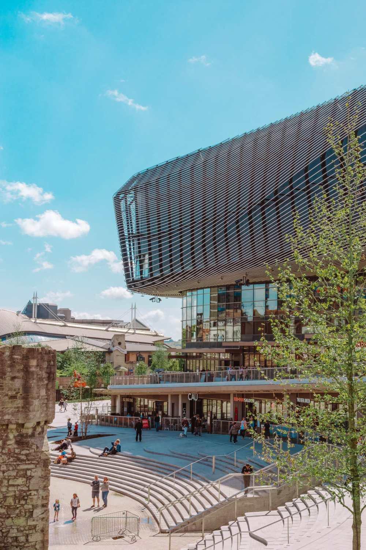 Торговый центр WestQuay в Саутгемптоне