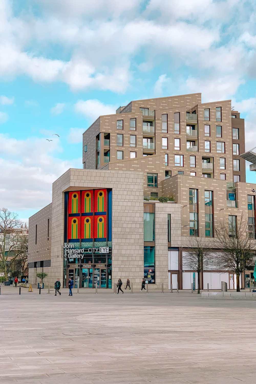 Художественная галерея в Саутгемптоне