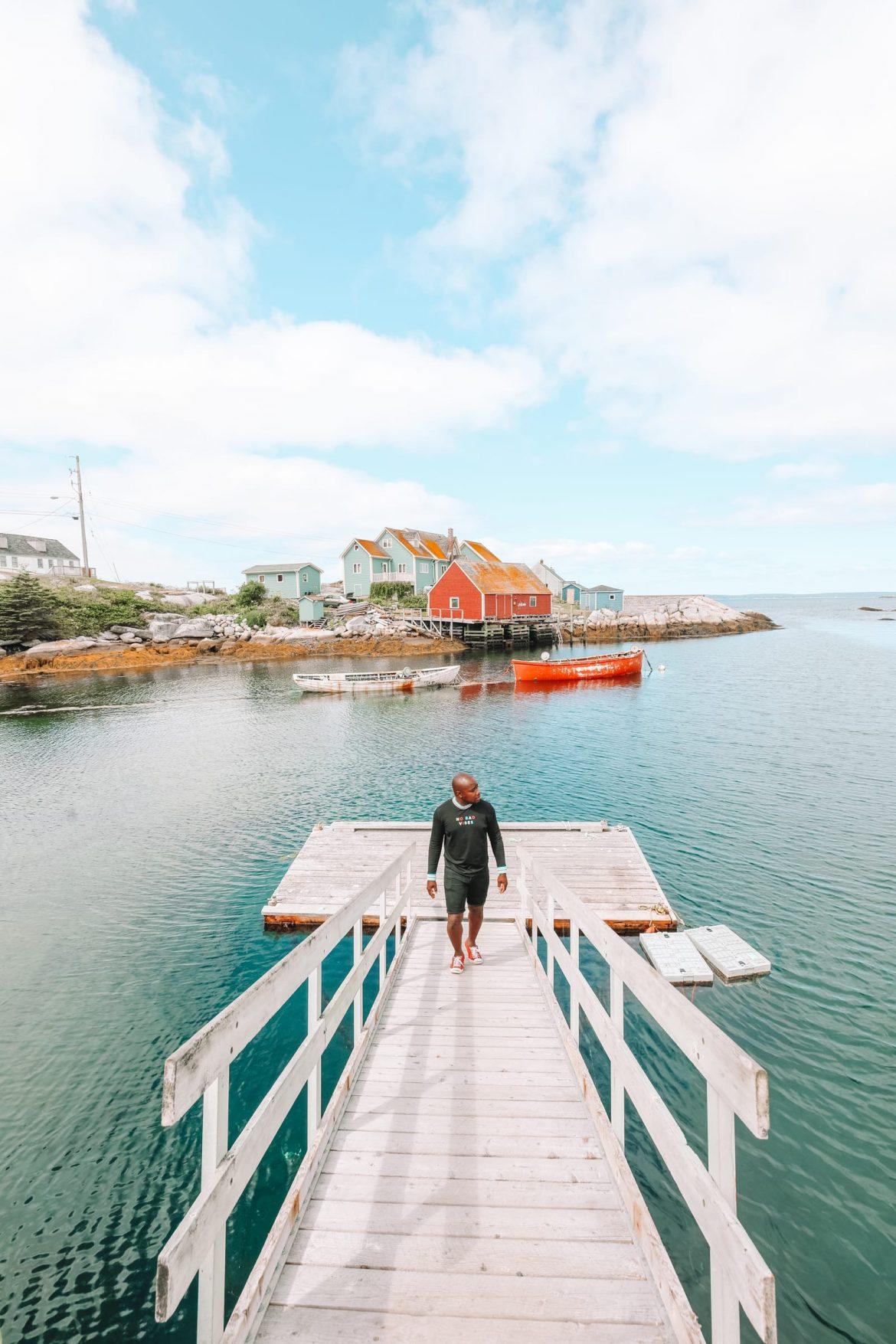 Эпический маршрут посещения лучших мест Новой Шотландии