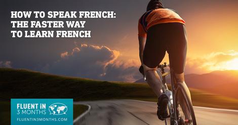 Как говорить по-французски: более быстрый способ выучить французский