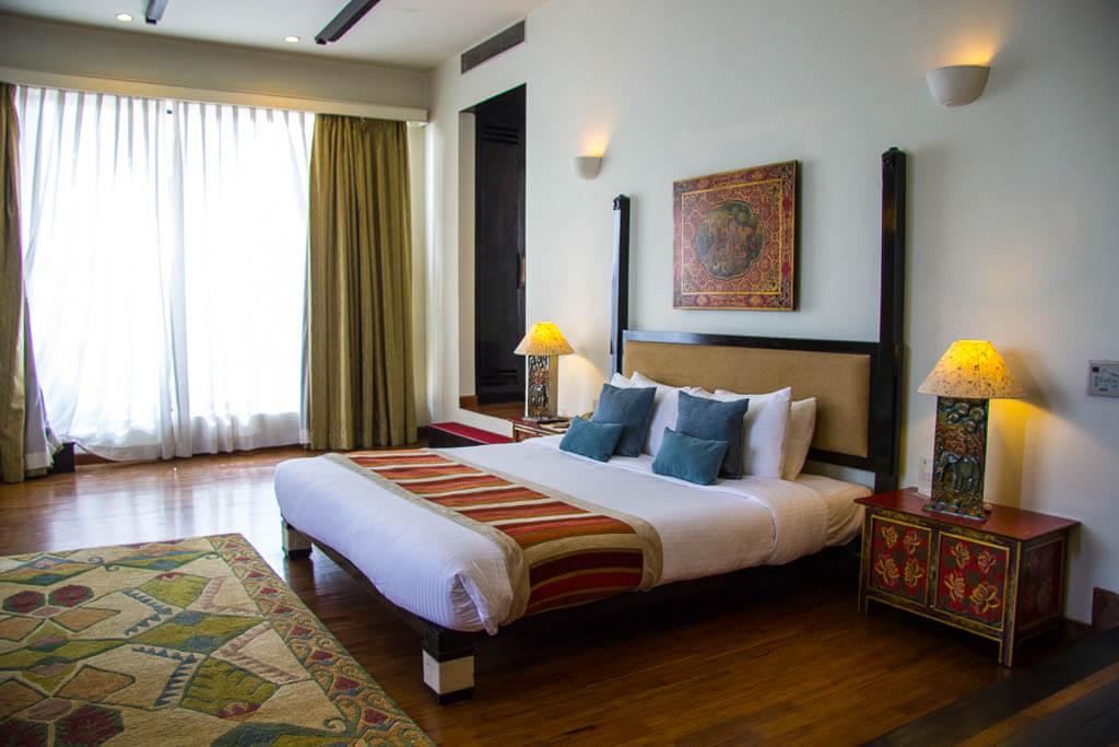 Gokarna Forest Resort Катманду (Оазис в хаосе)