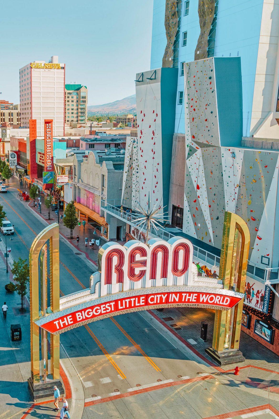 12 самых лучших занятий в Рино, штат Невада