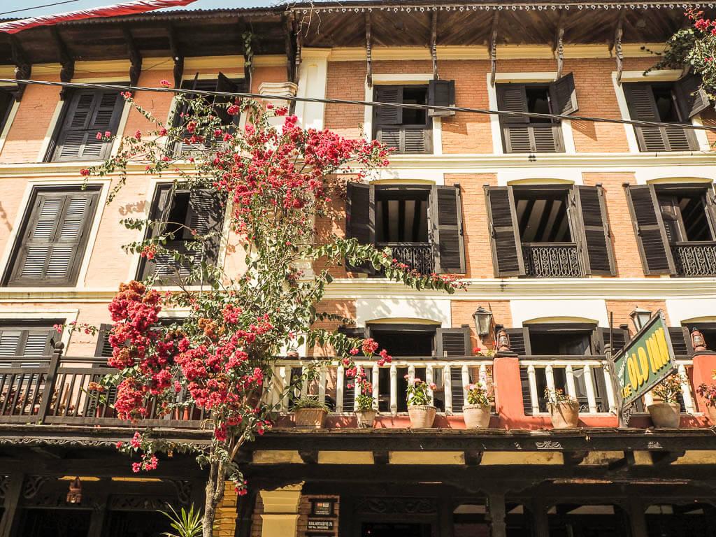 The Old Inn Bandipur Непал   Наше пребывание в старинном историческом отеле