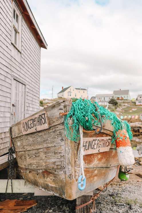От Галифакса до бухты Пегги и Луненберга ... В Новой Шотландии, Канада (33)