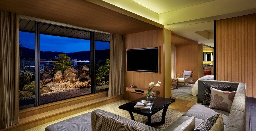 The Ritz Carlton Hotel, Киото, Япония