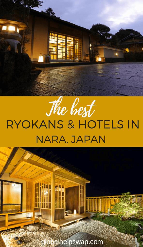Если вы ищете рёкан или отель в Наре, Япония, то сначала ознакомьтесь с нашими фаворитами. Почему бы не остановиться в традиционной японской гостинице в Наре!