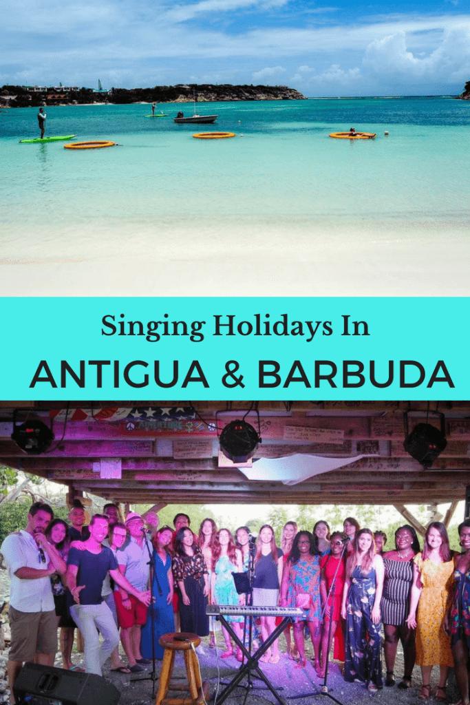 Если вы ищете другое занятие во время следующего отпуска на Карибах, почему бы не записаться на отпуск на Антигуа? Да, они есть!