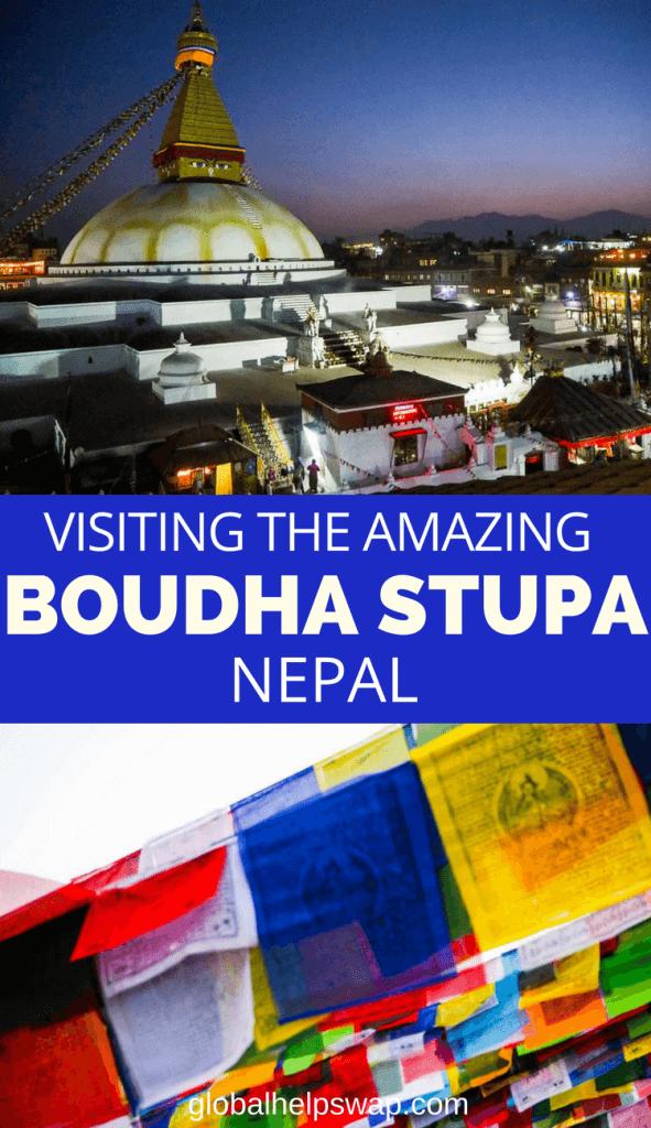 Когда вы посещаете Катманду в Непале, вы должны посетить объект Всемирного наследия ЮНЕСКО - Ступу Будха. Здесь вы познакомитесь с тибетским буддизмом в действии. От людей, произносящих свои мантры, до молитвенных флажков, масляных ламп и молитвенных колес. Это необходимо посетить.